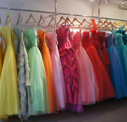 PROM DRESS SHOPS - Kalsene Fede